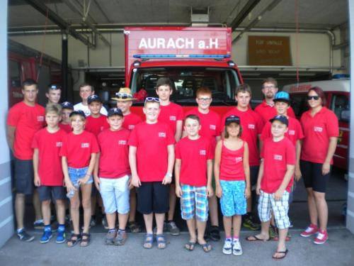 2015 - Jugendlager Tarsdorf
