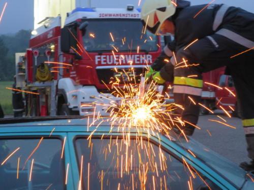 2015 - Übung SRF Schwanenstadt
