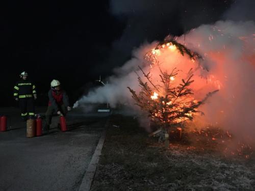 2019 - Jugendübung Feuerlöscher