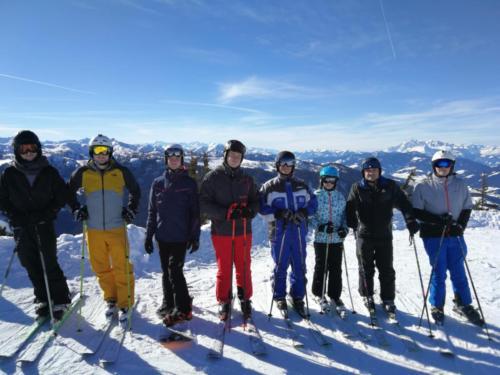 2019 - Skitag