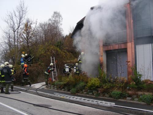 2012 - Brand Schörfling