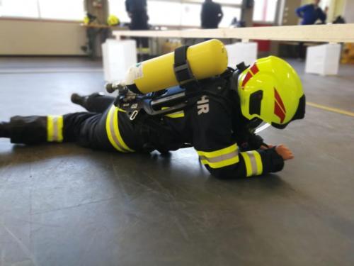 2018 - Atemschutzleistungstest