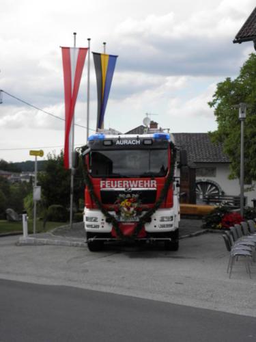 2018 - TLF-Segnung