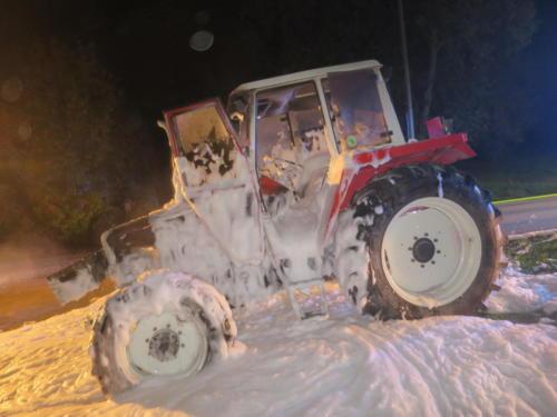 2018 - Traktorbrand Kasten