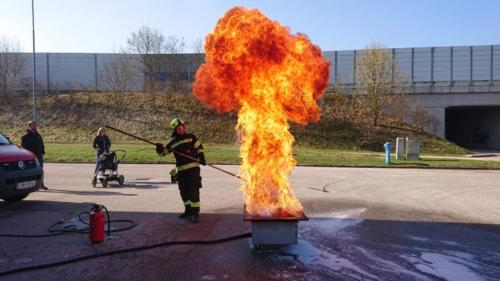 2019 - Feuerlöscherüberprüfung